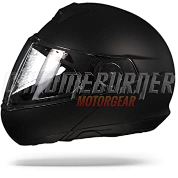 Amazon.com: Schuberth C4 Matte Black, Motorcycle Helmet, C-4 Flip-up helmet: Automotive