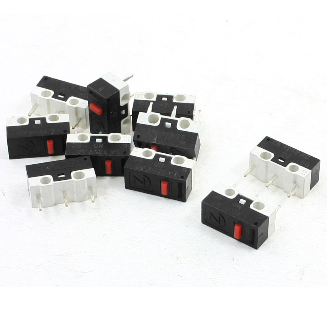 a13112900ux0028 Uxcell Micro Switch 10 Piece UXCE9 Uxcell
