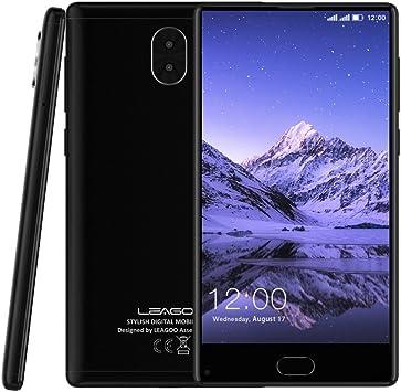 LEAGOO KIICAA Mix Smartphone Libre 4G (Android 7.0 FHD IPS ...