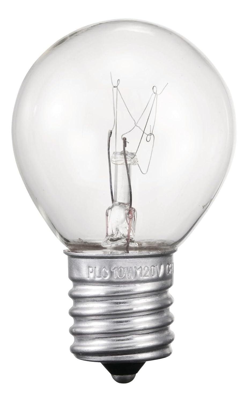 Philips 415299 Hi-Intensity 10-Watt S11 Intermediate Base Light Bulb