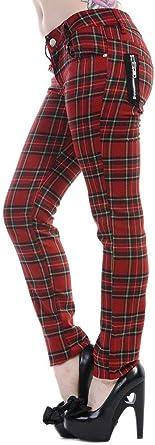 Zivotinja Tempo Podvezivanja Pantalones Escoceses Punk Freeframers Org