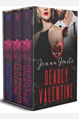 Valentine Mystery Boxed Set: Books 1-3: A Sexy Mystery Series with Romance Kindle Edition