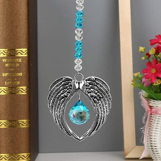 Amazon.com: Hot Sale!DEESEE(TM) 1 pieza bohemio ala cristal ...