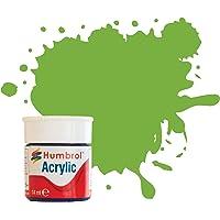 Humbrol - Pintura acrílico, Color Lime (Hornby AB0038)