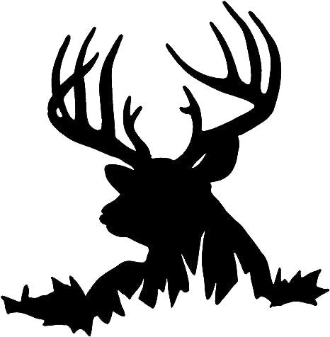 Amazon.com: Ciervo Buck Pegatina para ventana de # 12 ...
