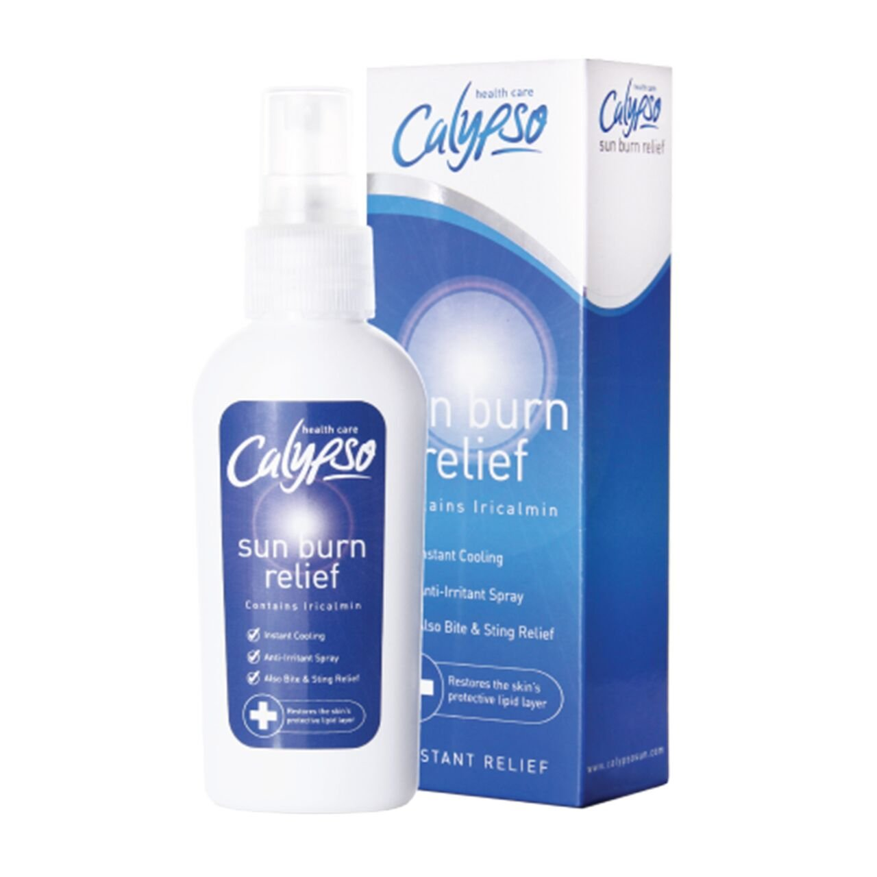 Calypso Sun Burn Relief Spray 100 ml CYCALZ02