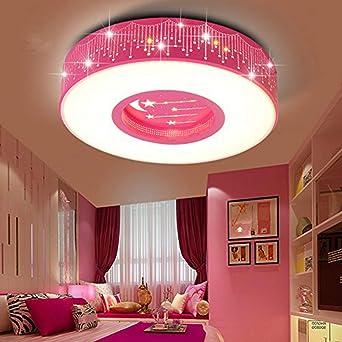 LYXG Kinder im Zimmer der Mädchen Schlafzimmer Licht LED ...