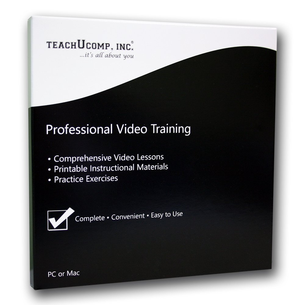 Mastering Photoshop Made Easy Video Training Tutorials Learn v. CS6 & CS5 DVD (Windows/MAC)