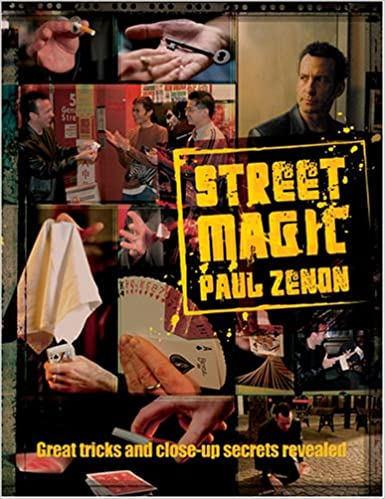 Read Street Magic: Great Tricks and Close-Up Secrets Revealed PDF