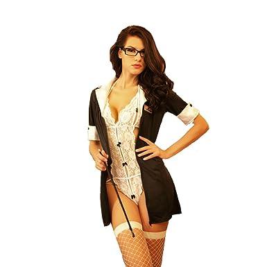 Sexy teacher costume 1