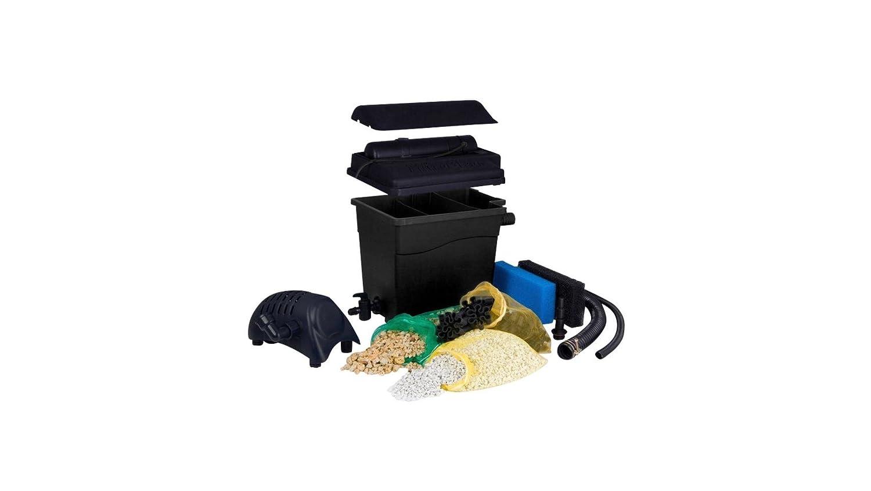 UBBINK Set: Teichfilter Filtra Clear 4500 Plus