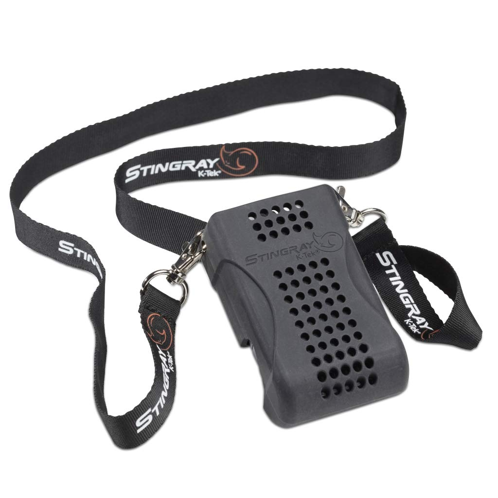 KSCP1 - Stingray ComTek Pouch with Lanyard for PR-216 receivers