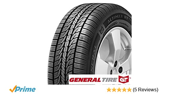 Amazon Com General Altimax Rt43 Radial Tire 175 65r14 82t Automotive
