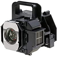 for Epson ELPLP49 Replacement Premium Quality Projector Lamp for Epson PowerLite Home Cinema 8350 HC8350 Projector by…