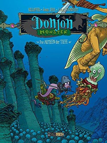 Donjon Monster 02: Die Armeen der Tiefe