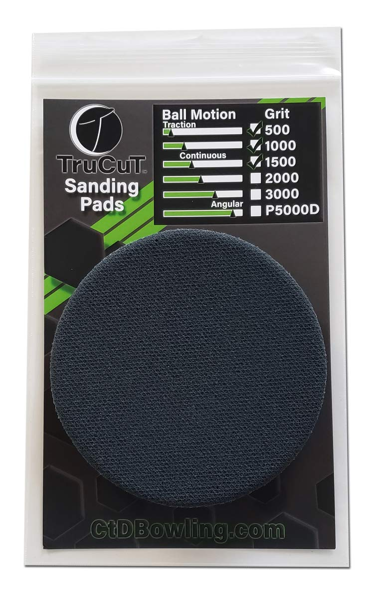 Creating the Difference TruCut Sanding Pads | 3 Pack Low by Creating the Difference