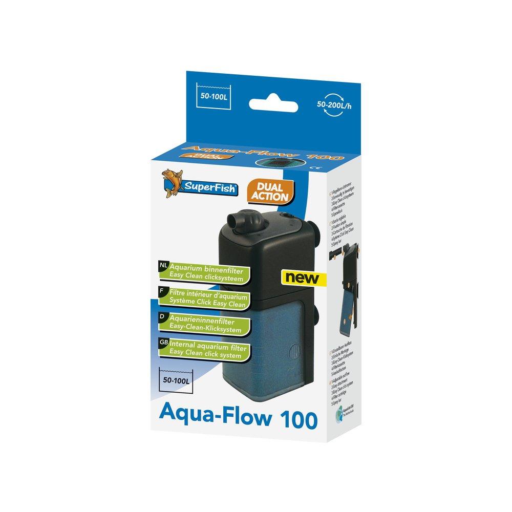 Superfish aquarium fish tank aqua 60 - Superfish Aqua Flow Filter 100
