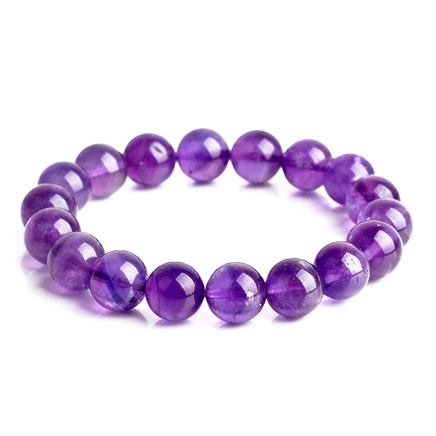 bracelet purple store flower