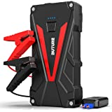 BUTURE Car Jump Starter, 800A Peak 12800mAh Portable Car Battery Starter (up to 6.0L Gas/5.0L Diesel Engines) Auto Battery Bo