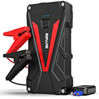 Car Jump Starter, BUTURE 800A Peak 12800mAh Portable Car Battery Starter (up to 6.0L Gas/5.0L Diesel Engines) Auto…