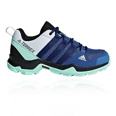 huge selection of 8cc00 04550 adidas Terrex Ax2r K, Chaussures de Randonnée Basses Mixte Enfant, Bleu  (Azalre