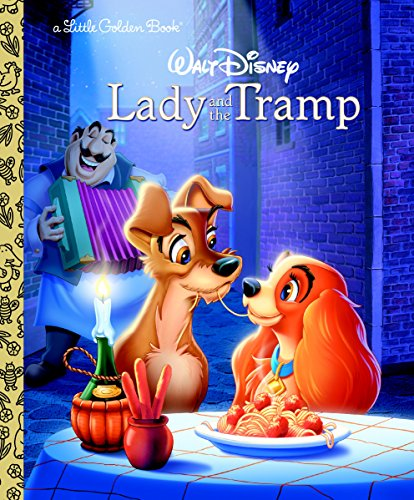 - Lady and the Tramp (Disney Lady and the Tramp) (Little Golden Book)