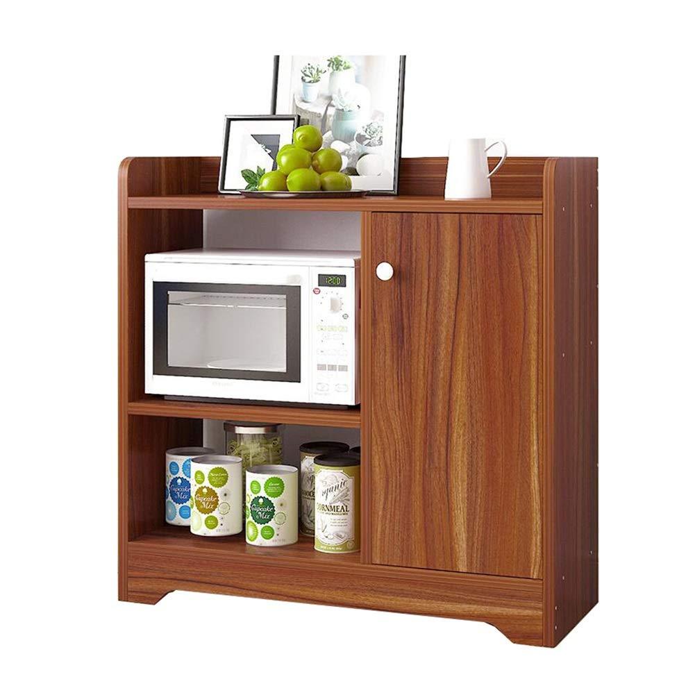 NN 棚の床シンプルなキッチン多目的な破片の収納キャビネット(80CMX80CMX30CM)を簡単に洗浄する 収納ラック (色 : B) B07S4HSQWX B