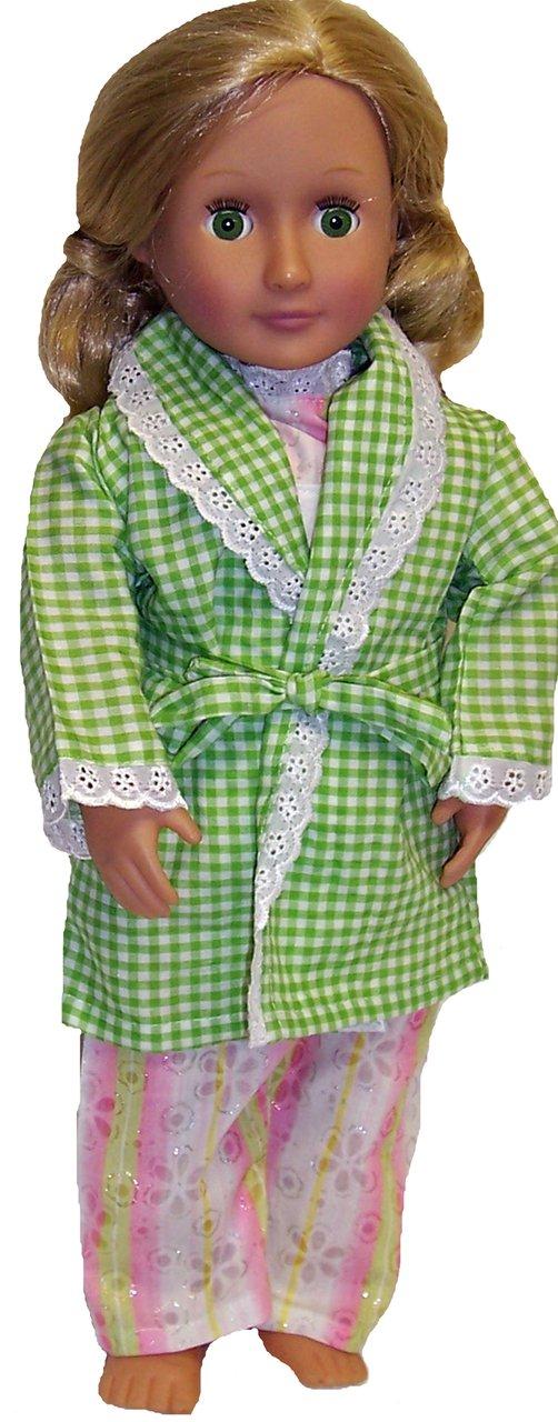 Glitz B00YJRT344 Pyjamas With Bathrobe For 46cm For 46cm Dolls B00YJRT344, 鈴木靴下:7588d257 --- arvoreazul.com.br