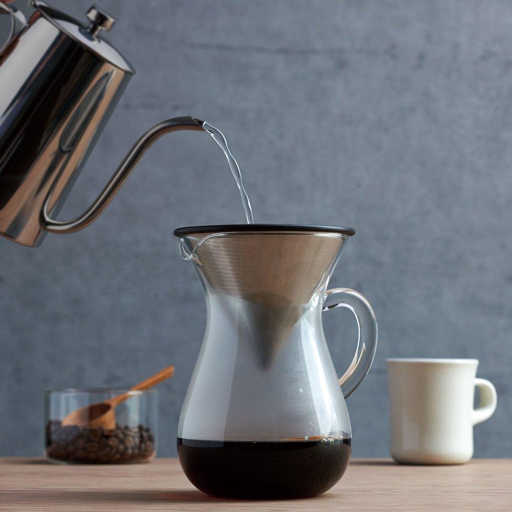 KINTO (キントー) コーヒーカラフェセット SCS-04-CC 600ml 27621