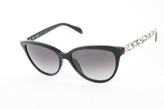 Tous STO904N-0700 Gafas de sol, Negro, 55 para Mujer: Amazon ...