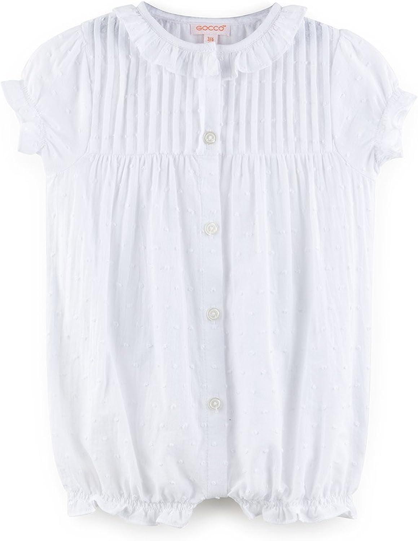 Gocco Plumeti Conjuntos de Pijama, Blanco, 6-9 Meses para ...