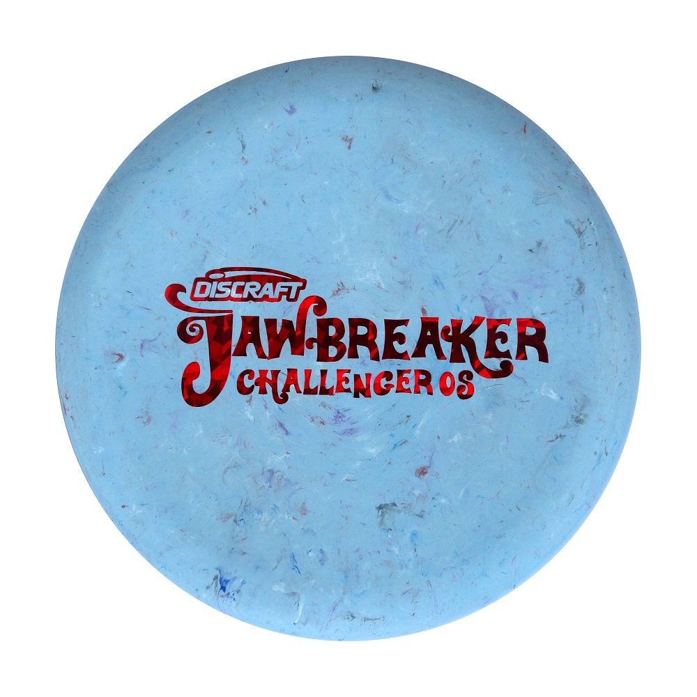 Discraft JawbreakerチャレンジャーOS Putt and Approach Golf Disc [ Colors May Vary ] B0764JLP5F 170-172g