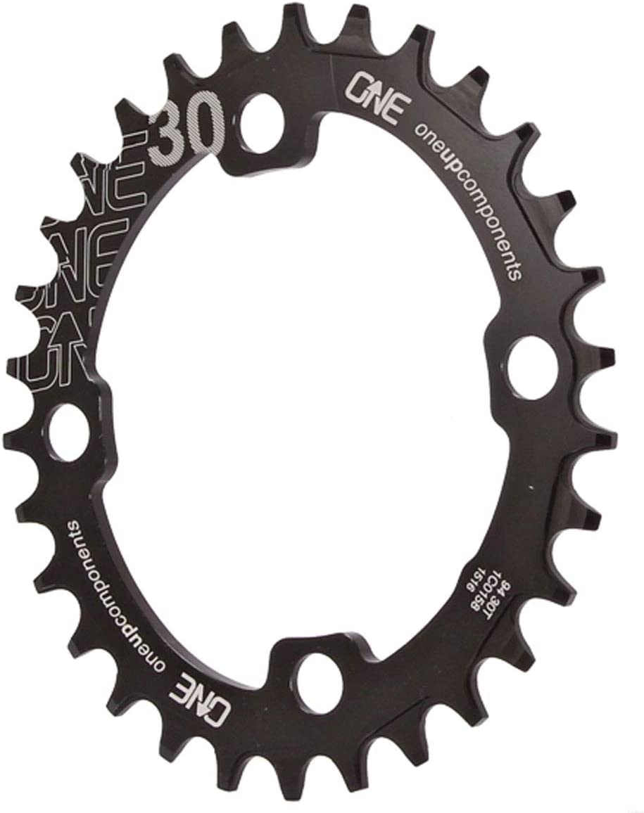104BCD 32T OneUp Components 104 round chainring black