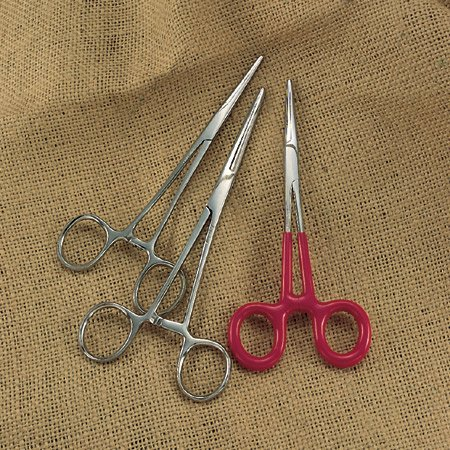UPC 079376003403, Mascot Precision Tools Hemostat Straight Blade