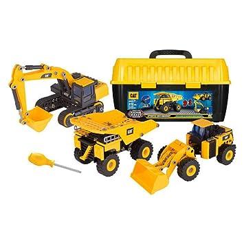 53c6115ed Caterpillar Apprentice Multi Machines - Dtc: Amazon.com.br ...