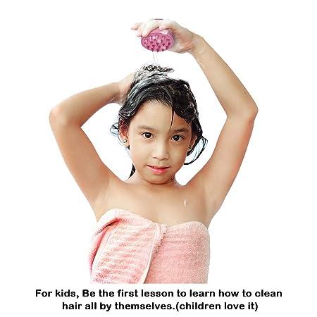 Amazon.com: Cepillo masajeador para cabello, cepillo TTKLYN ...