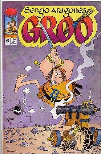 GROO #6 SERGIO ARAGONES   IMAGE