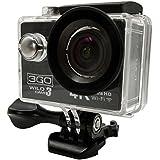 3GO WildCam3 12MP 4K Ultra HD Wifi 64g cámara para deporte de acción - Cámara deportiva (4K Ultra HD, 3840 x 2160 Pixeles, 120 pps, 1280 x 720,1920 x 1080,3840 x 2160 Pixeles, MOV, 720p,1080p,2160p)