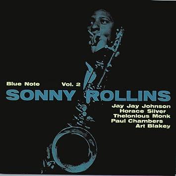 sonny rollins volume 2 amazon com music