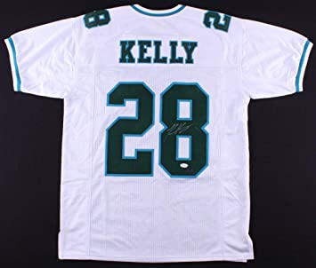 buy popular d749e 95329 Robert Kelley Autographed Signed Tulane Green Wave Jersey ...