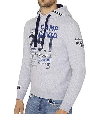 lowest discount buy popular outlet CampDavid Hoodie Future of Sailing (XL): Amazon.de: Bekleidung