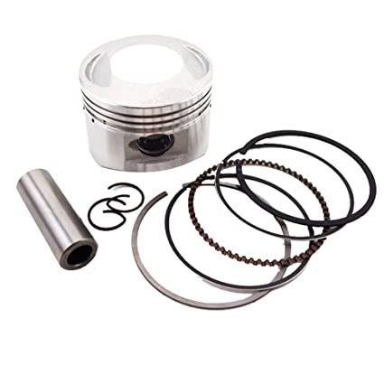 Amazon Com Tc Motor 54mm Piston 14mm Pin Ring Set Kit For Chinese