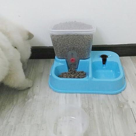 Gugutogo dispensador automático de Bebidas alimentaires de dispensador automático de Comida de Gato de casa de