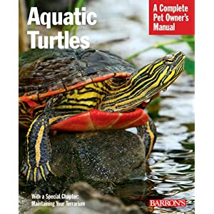 Aquatic Turtles (Complete Pet Owner's Manual) 23