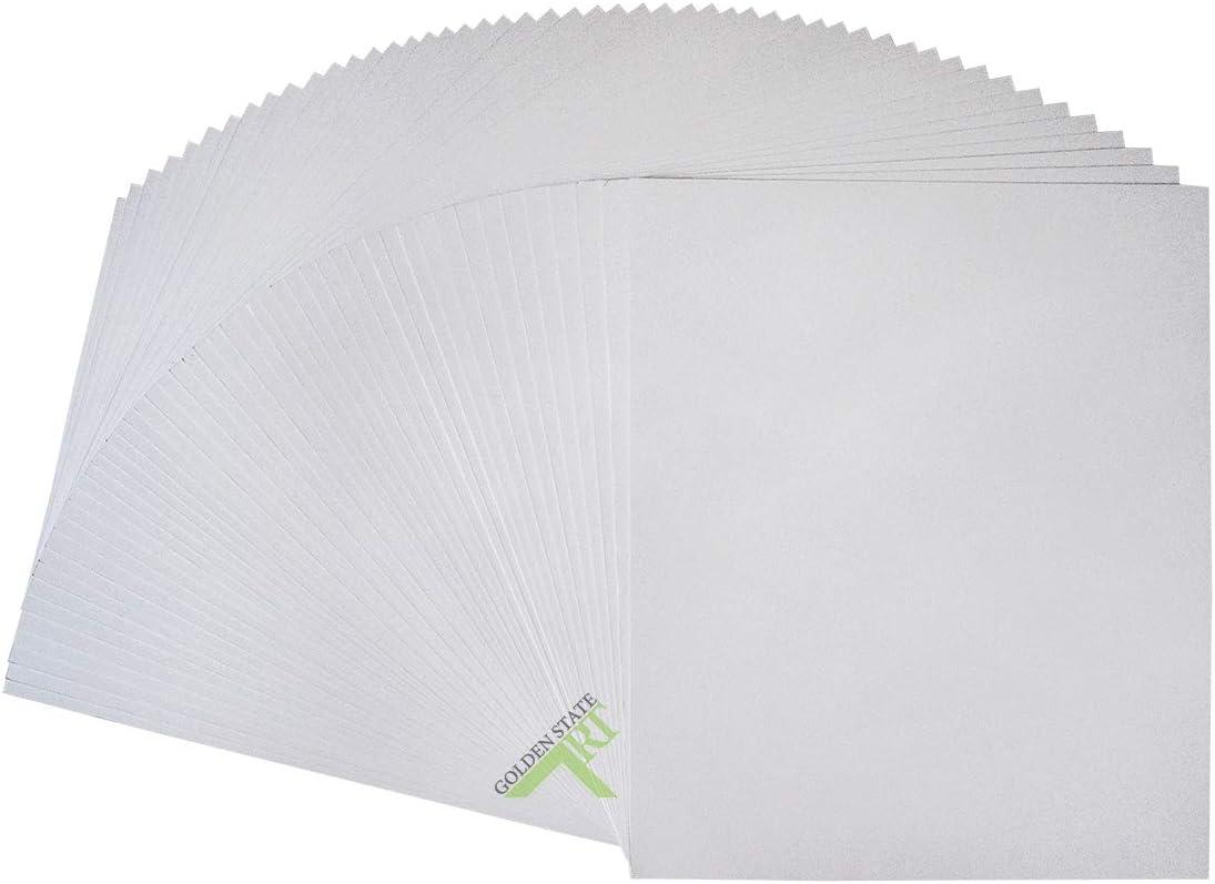 50 16x20 UNCUT mat matboard White Color