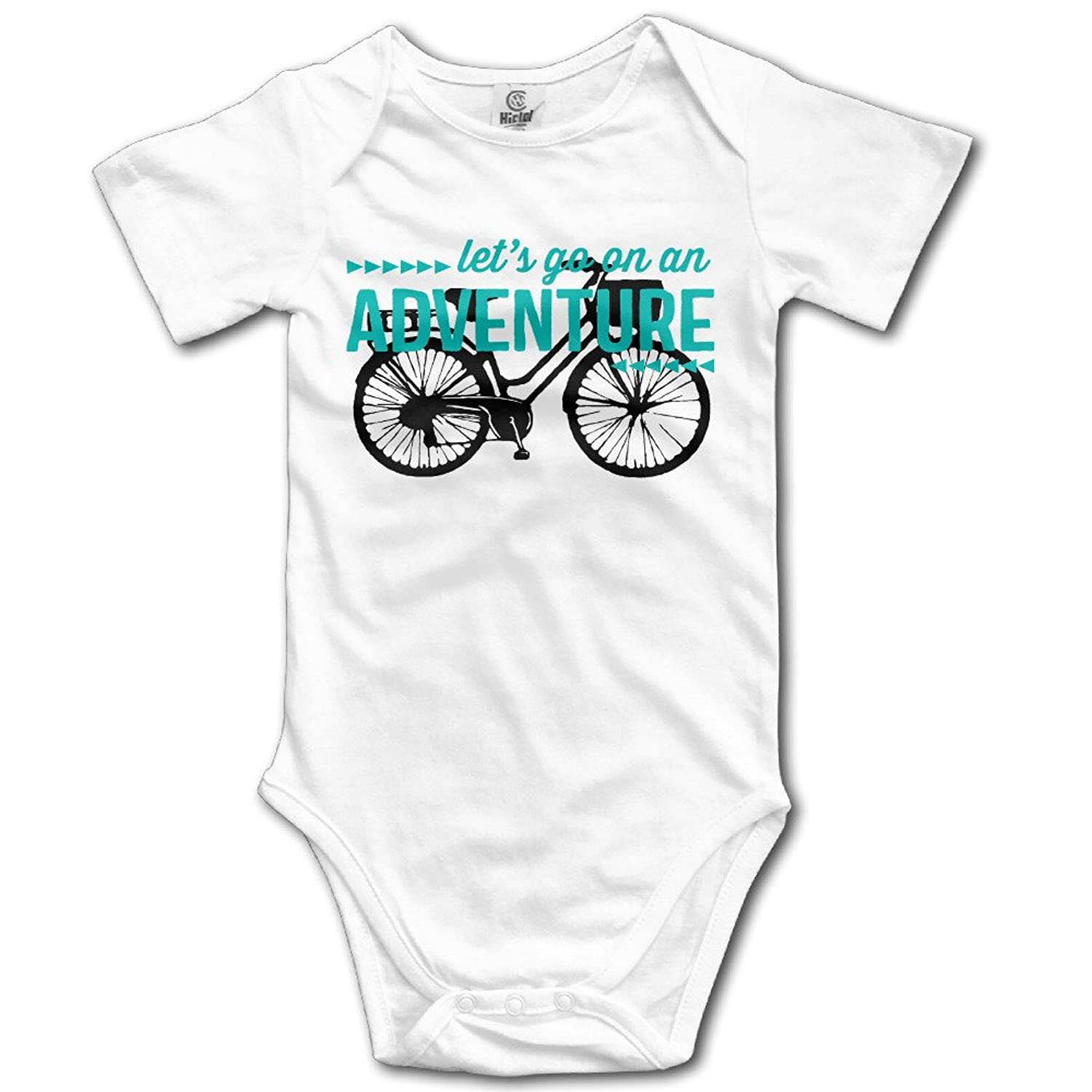 18f3b435c621 onlyou Let s Go On an Adventure Bike Travel Infant Girls Cute Baby ...