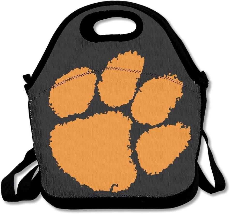 NCAA Clemson Tigers Camo Can Cooler Set of 4