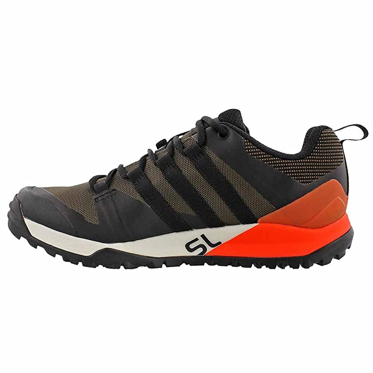 Amazon.com | adidas outdoor Mens Terrex Trail Cross SL Shoe | Trail Running