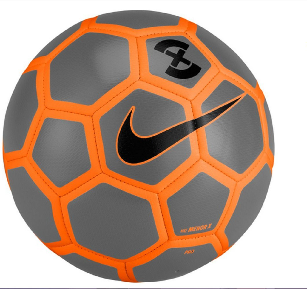 Nike Menor X Football, Balón de fútbol de Unisex, Color Wolf Grey ...