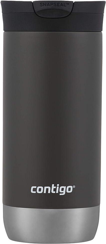Contigo Snapseal Insulated Travel Mug, 16 oz, Sake